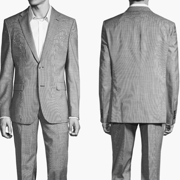 Gianni Versace Grey Suit With Pants Versace Collection New